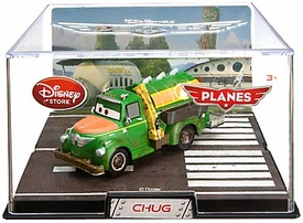 Disney Planes Exclusive 1:43 Die Cast Car In Plastic Case Chug