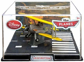 Disney Planes Exclusive 1:43 Die Cast Plane In Plastic Case Lead Bottom