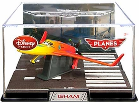 Disney Planes Exclusive 1:43 Die Cast Plane In Plastic Case Ishani