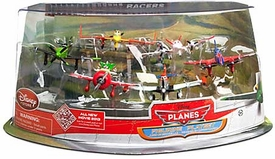 Disney PLANES Exclusive 6 Piece PVC Figure Play Set Racers [Dusty {Turbo}, Ripslinger, Bulldog, Ishani, Rochelle & El Chupacabra]