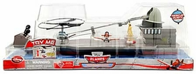 Disney Planes Exclusive Flying Rescue Heli Play Set