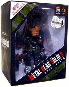 Metal Gear Solid 3 Medicom VCD Vinyl Collectible Doll Naked Snake [Big Boss]