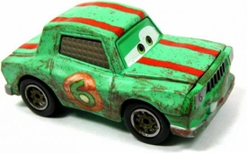 Cousin Cletus LOOSE Disney / Pixar CARS Movie 1:55 Die Cast Car