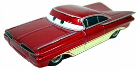 Cruisin' Old School Ramone [Red & White] LOOSE Disney / Pixar CARS Movie 1:55 Die Cast Car