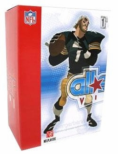 Upper Deck Authenticated All Star Vinyl Figure Ben Roethlisberger (Black Home Jersey) Limited to 500 Pieces