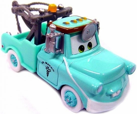 Dr. Mater [Mask DOWN] LOOSE Disney / Pixar CARS Movie 1:55 Die Cast Car