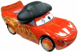 El Materdor Lightning McQueen LOOSE Disney / Pixar CARS Movie 1:48 Die Cast Car