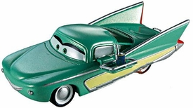 Flo with Tray [Flo's V8 Cafe] LOOSE Disney / Pixar CARS Movie 1:55 Die Cast Car
