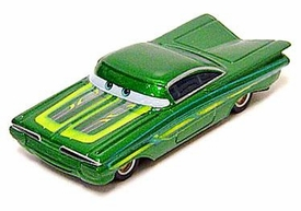 Green Ramone LOOSE Disney / Pixar CARS Movie 1:55 Die Cast Car