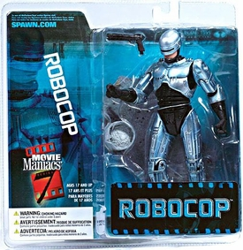 McFarlane Toys Movie Maniacs Series 7 Action Figure Robocop