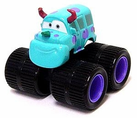 Sulley [Monster's Inc.] LOOSE Disney / Pixar CARS Movie 1:55 Die Cast Car
