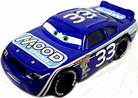 Mood Springs with Rubber Tires LOOSE Disney / Pixar CARS Movie 1:55 Die Cast Car