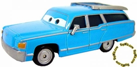 Mrs. King LOOSE Disney / Pixar CARS Movie 1:55 Die Cast Car
