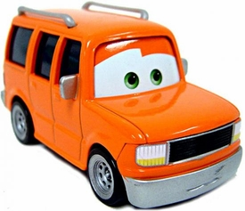 Murphy (Orange SUV) LOOSE Disney / Pixar CARS Movie Sarge's Boot Camp 1:55 Die Cast Car