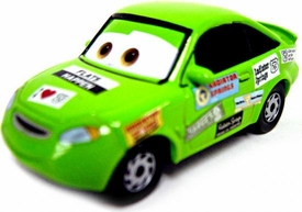 Nick Stickers LOOSE Disney / Pixar CARS Movie 1:55 Die Cast Car