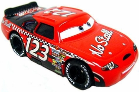 No Stall with Rubber Tires LOOSE Disney / Pixar CARS Movie 1:55 Die Cast Car