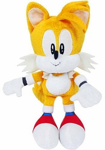 Sonic 20th Anniversary 7 Inch MINI Plush Figure Tails