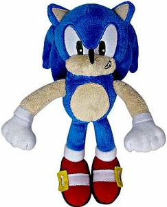 Sonic 20th Anniversary 7 Inch MINI Plush Figure Sonic [Modern]