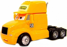 Octane Gain Semi [Oversize] LOOSE Disney / Pixar CARS Movie 1:55 Die Cast Car