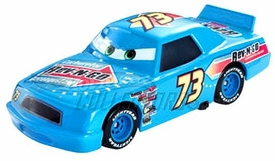 Rev-N-Go with Rubber Tires LOOSE Disney / Pixar CARS Movie 1:55 Die Cast Car