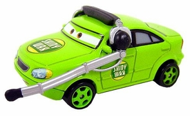 Senior Trax [Chief Shiny Wax] LOOSE Disney / Pixar CARS Movie 1:55 Die Cast Car