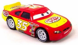 Shifty Drug with Rubber Tires LOOSE Disney / Pixar CARS Movie 1:55 Die Cast