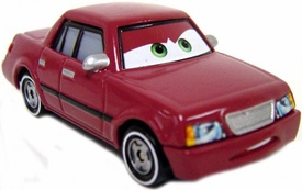 Skip Ricter LOOSE Disney / Pixar CARS Movie 1:55 Die Cast Car