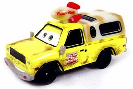 Todd Pizza Planet Truck LOOSE Disney / Pixar CARS Movie 1:55 Die Cast Car