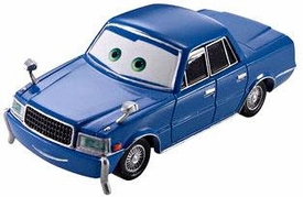 Ito San LOOSE Disney / Pixar CARS Movie 1:55 Die Cast Car