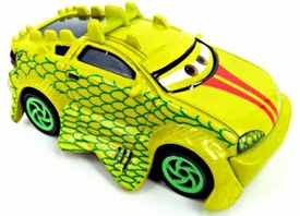 Komodo LOOSE Disney / Pixar CARS Movie 1:55 Die Cast Car