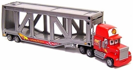 Mack Transporter LOOSE Disney / Pixar CARS Movie Toy 1:55 Scale