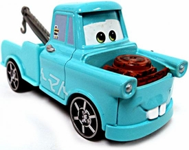 Drift Party Mater LOOSE Disney / Pixar CARS Movie 1:55 Die Cast Car
