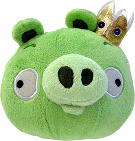 Angry Birds 8 Inch DELUXE Plush With Sound King Pig