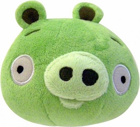 Angry Birds 8 Inch DELUXE Plush With Sound Neutral Pig BLOWOUT SALE!