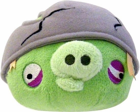 Angry Birds 8 Inch DELUXE Plush With Sound Helmet Pig