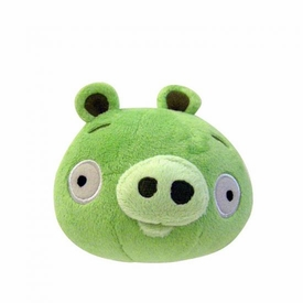 Angry Birds 5 Inch MINI Plush With Sound Neutral Pig