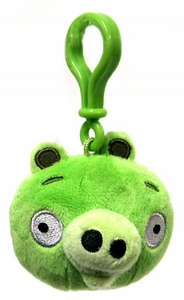 Angry Birds 3 Inch Mini Plush Clip On Neutral Pig