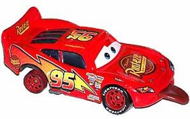 Finish Line McQueen LOOSE Disney / Pixar CARS Movie 1:55 Die Cast Car