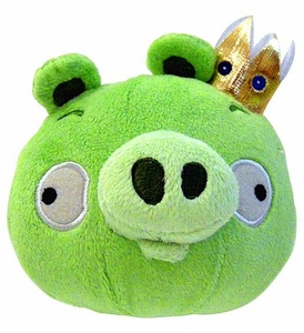 Angry Birds 12 Inch MEDIUM Plush With Sound King Pig