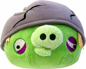 Angry Birds 16 Inch JUMBO Plush With Sound Helmet Pig