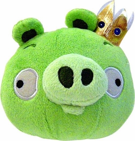 Angry Birds 16 Inch JUMBO Plush With Sound King Pig