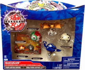 Bakugan Mechtanium Surge Diecast Higher G-Power Mechtogan Extension Pack #2