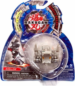 Bakugan Mechtanium Surge Diecast Mobile Assault Luminoz Axellor
