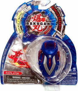 Bakugan Mechtanium Surge Diecast Mobile Assault Aquos Rapilator