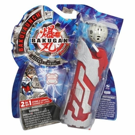 Bakugan Mechtanium Surge Bakulaunch [Includes 1 Random Bakugan Figure!]