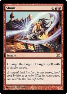 Magic the Gathering Tenth Edition Single Card Rare #233 Shunt
