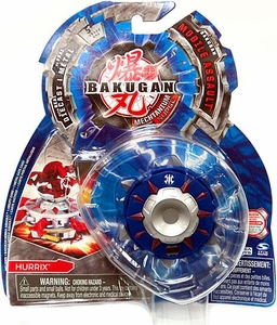 Bakugan Mechtanium Surge Diecast Mobile Assault Aquos Hurrix