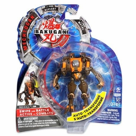 Bakugan Mechtogan Swipe & Battle Action Figure Deezall [Random Colors]