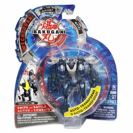Bakugan Mechtogan Swipe & Battle Action Figure Venexus [Random Colors] BLOWOUT SALE!