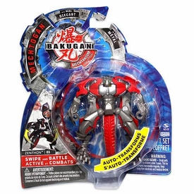 Bakugan Mechtogan Swipe & Battle Action Figure Zenthon [Random Colors]